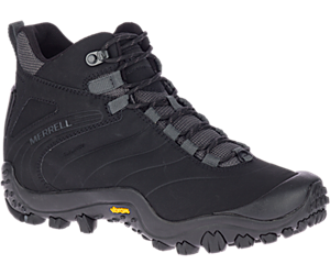Chameleon Thermo 8 Mid Waterproof, Black/Rock, dynamic