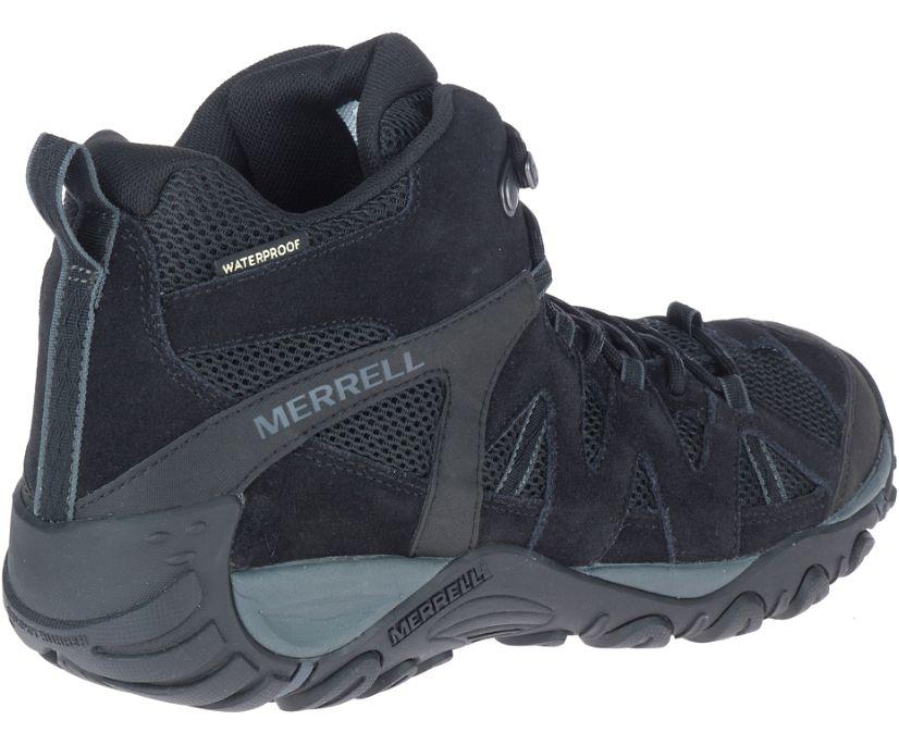 Deverta 2 Mid Waterproof, Black/Granite, dynamic