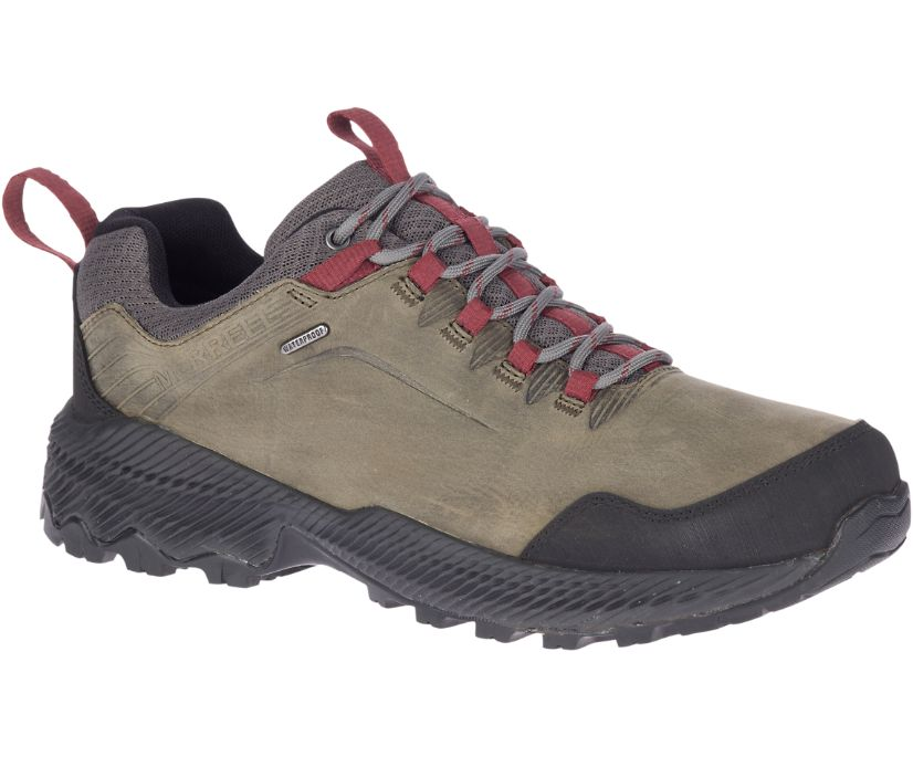 Forestbound Waterproof, Merrell Grey, dynamic