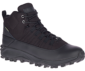 Thermo Alsek Approach Mid Waterproof, Black/Carbon, dynamic