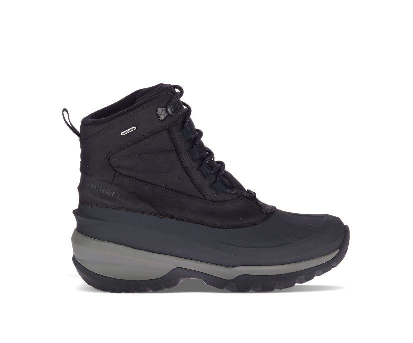 Thermo Slush Mid Shell Waterproof, Black, dynamic