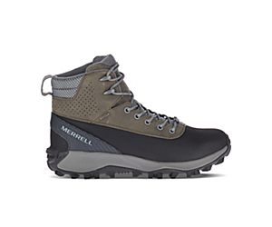 Thermo Kiruna Mid Shell Waterproof, Merrell Grey, dynamic