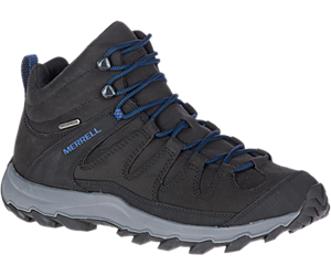 Ontonagon Peak Mid Waterproof, Black/Rock, dynamic