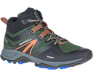 MQM Flex 2 Mid GORE-TEX®, Forest, dynamic