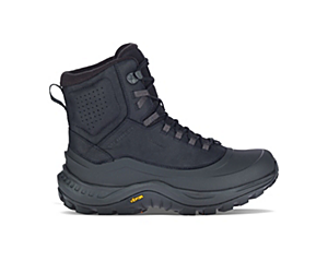 Thermo Overlook 2 Mid Waterproof, Black, dynamic
