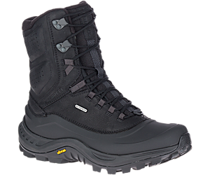 Thermo Overlook 2 Tall Waterproof, Black, dynamic