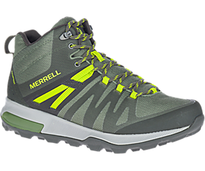 Zion FST Mid Waterproof, Olive, dynamic