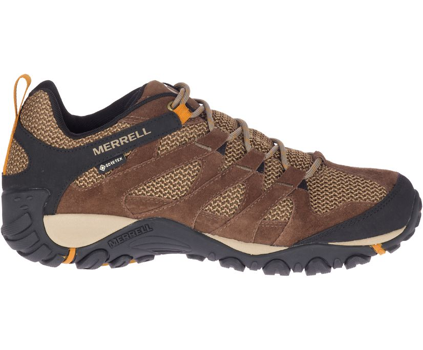 Alverstone GORE-TEX®, Earth/Inca, dynamic