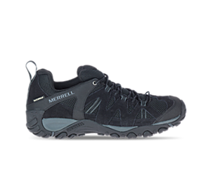 Deverta 2 Waterproof, Black/Granite, dynamic