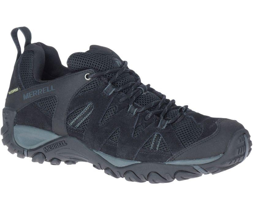 Deverta 2 Waterproof, Black/Granite, dynamic