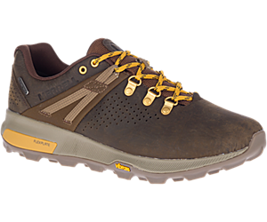 Zion Peak Waterproof, Seal Brown, dynamic