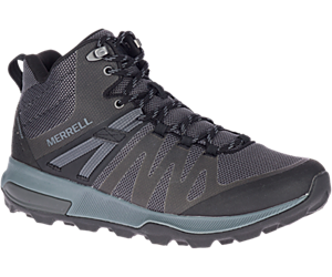 Zion FST Mid Waterproof, Black, dynamic