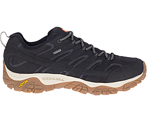 Moab 2 GORE-TEX®, Black/Gum, dynamic