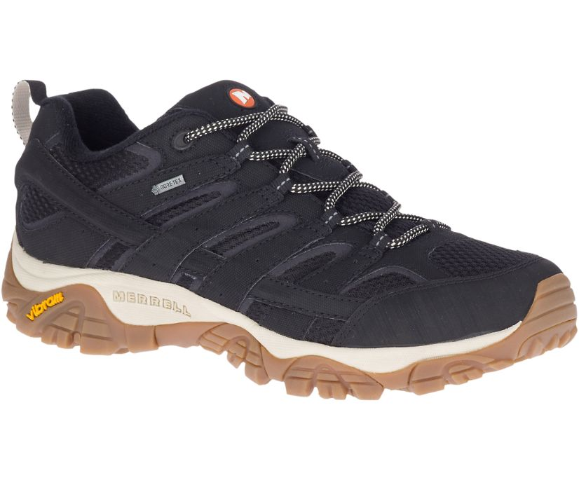 Moab 2 GORE-TEX®, Black/Gum, dynamic