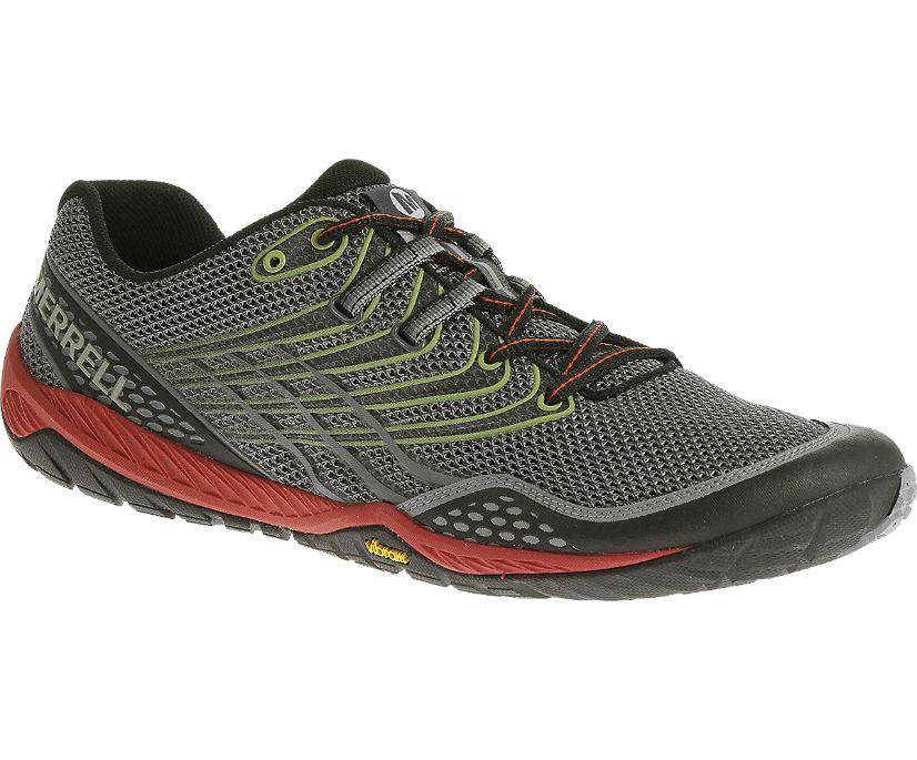 Trail Glove 3, Grey/Red, dynamic