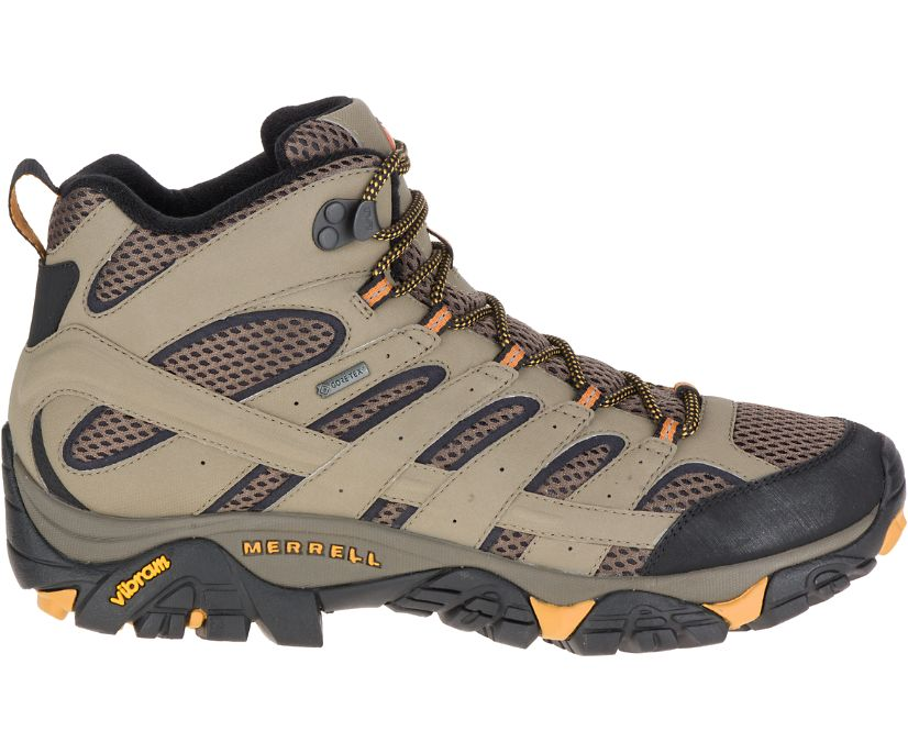 Moab 2 Mid GORE-TEX®, Walnut, dynamic
