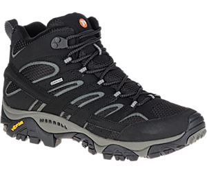Moab 2 Mid GORE-TEX®, Black, dynamic