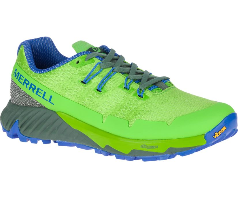 Agility Peak Flex 3, Lime, dynamic