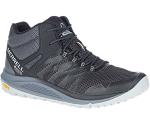 Nova 2 Mid GORE-TEX®, Black, dynamic