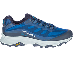 Moab Speed GORE-TEX®, Navy, dynamic