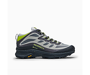 Moab Speed Mid GORE-TEX®, Charcoal, dynamic
