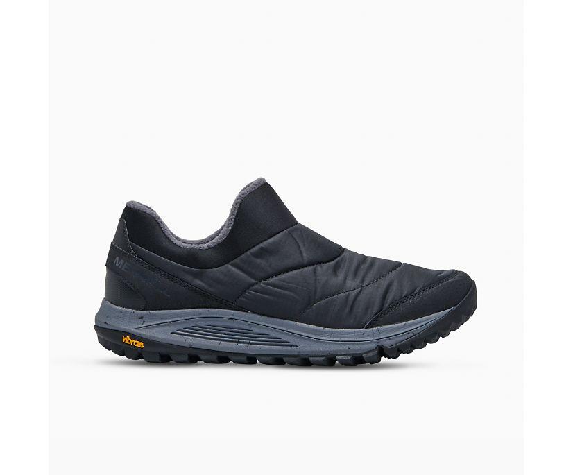 Nova Sneaker Moc, Black, dynamic