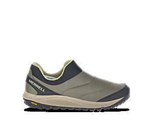 Nova Sneaker Moc, Olive, dynamic