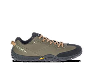 Trail Glove 6 Leather, Olive, dynamic