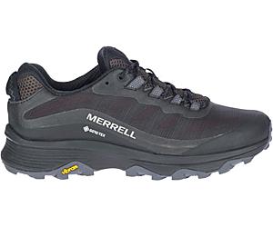 Moab Speed GORE-TEX®, Black/Asphalt, dynamic