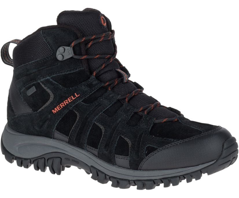Phoenix 2 Mid Thermo, Black, dynamic