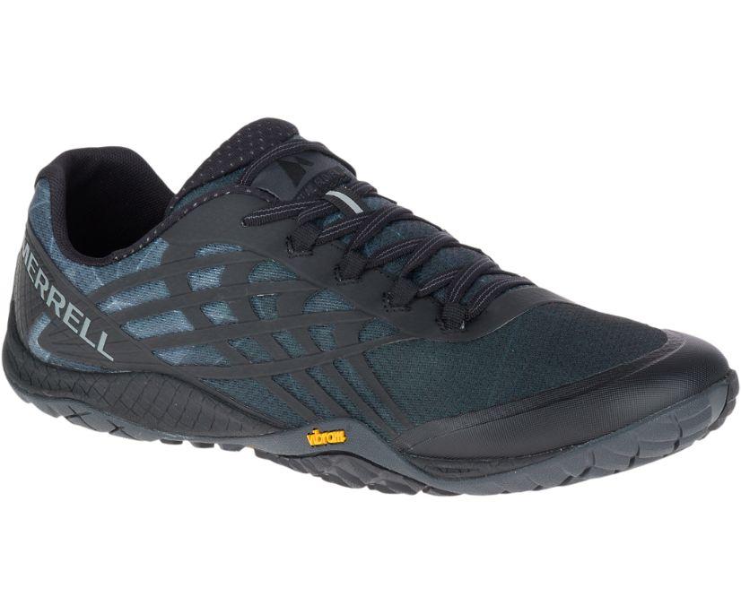 Trail Glove 4, Black, dynamic