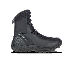 "Rogue 8"" Waterproof Tactical Boot, Black, dynamic"