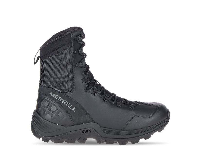 "Rogue 8"" Waterproof Tactical Boot, Black, dynamic"