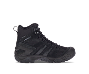 """Strongfield Tactical 6"""" Waterproof Boot, Black, dynamic"""