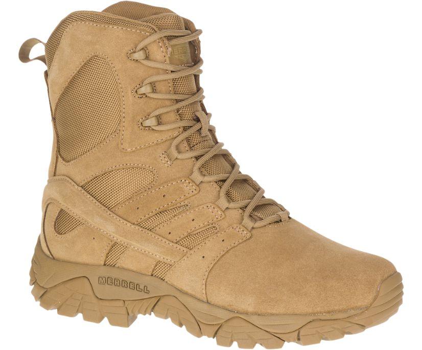 Moab 2 Defense Boot, Dark Coyote, dynamic