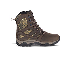 "Moab Timber 8"" Waterproof SR Work Boot, Camo, dynamic"