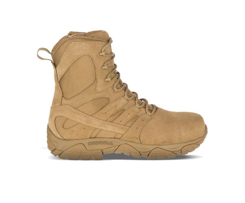 "Moab 2 8"" Defense Zip Comp Toe Boot, Dark Coyote, dynamic"