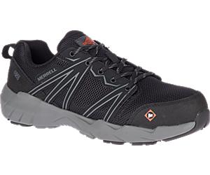 Fullbench Superlite Alloy Toe SD+ Work Shoe, Black, dynamic