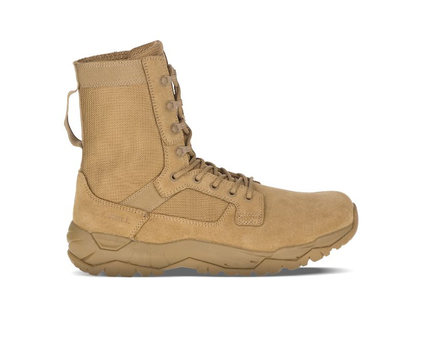 MQC 2 Tactical Boot, Dark Coyote, dynamic