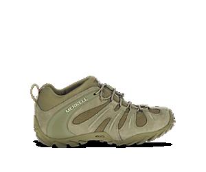 Cham 8 Stretch Tactical, Dark Olive, dynamic