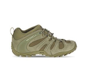 Cham 8 Stretch Tactical, Dark Olive, dynamic