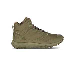 Breacher Tactical Boot, Dark Sage Green, dynamic