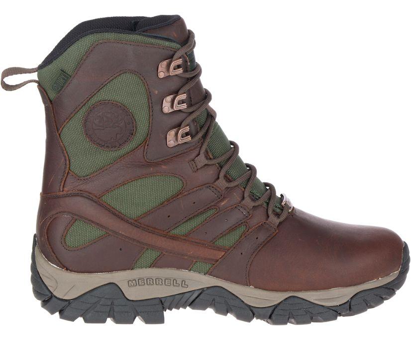 "Moab Duluth Pack 8"" Waterproof SR Work Boot, Espresso, dynamic"