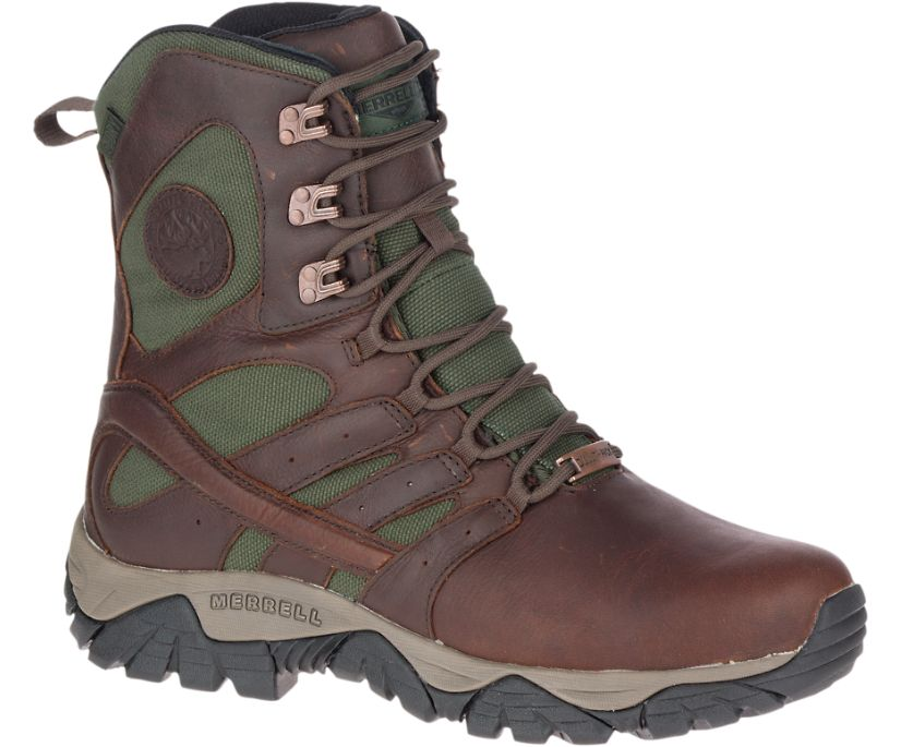 "Moab Duluth Pack 8"" Waterproof SR Work Boot, Espresso, dynamic"