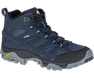 Moab 2 Mid GORE-TEX®, Navy, dynamic