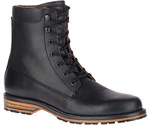 Wayfarer Lace Leather, Black, dynamic