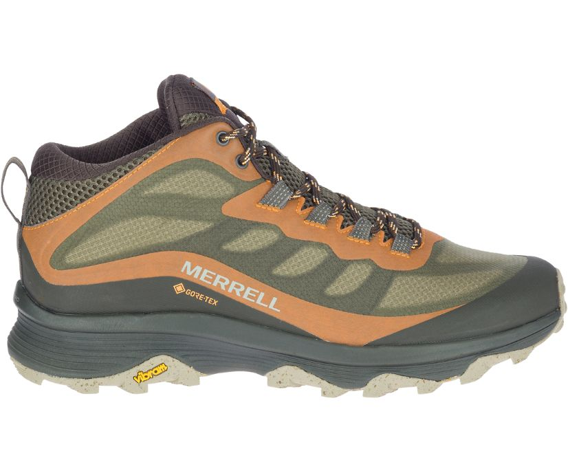 Moab Speed Mid GORE-TEX®, Lichen, dynamic