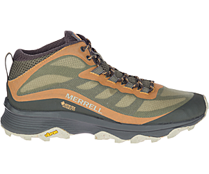 Moab Speed Mid Goretex, Lichen, dynamic