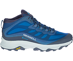 Moab Speed Mid GORE-TEX®, Navy, dynamic