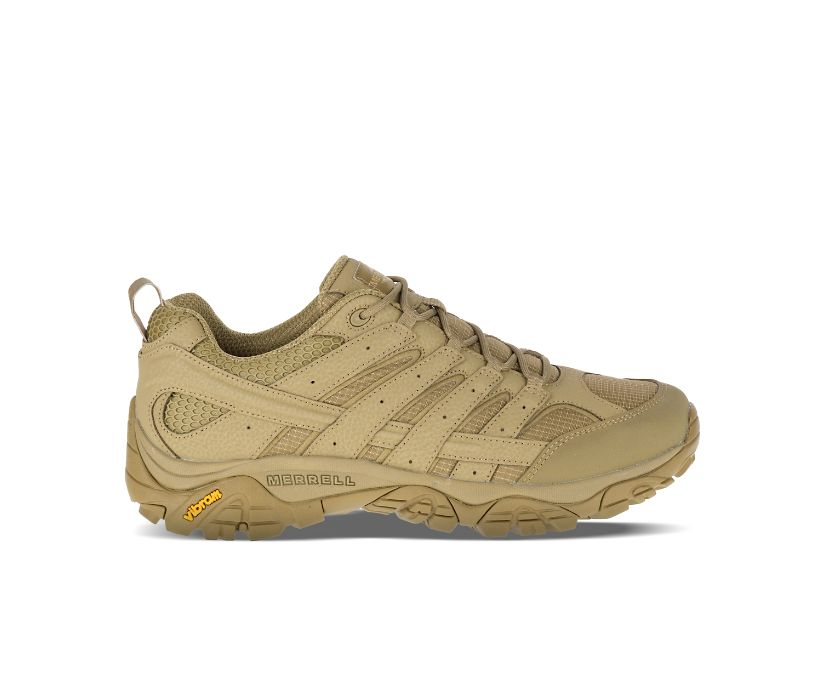Moab 2 Tactical Shoe Wide Width, Coyote, dynamic